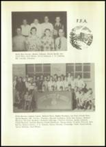 1950 Hale Center High School Yearbook Page 136 & 137