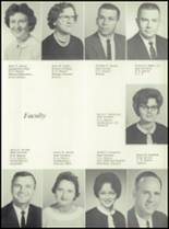 1964 Bertie High School Yearbook Page 12 & 13