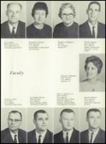 1964 Bertie High School Yearbook Page 14 & 15