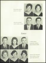 1964 Bertie High School Yearbook Page 20 & 21