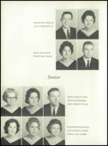 1964 Bertie High School Yearbook Page 26 & 27
