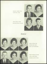 1964 Bertie High School Yearbook Page 30 & 31
