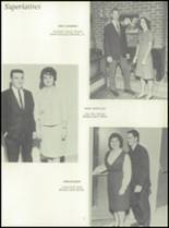 1964 Bertie High School Yearbook Page 34 & 35