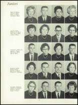 1964 Bertie High School Yearbook Page 54 & 55