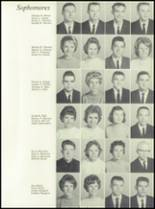 1964 Bertie High School Yearbook Page 58 & 59