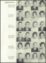 1964 Bertie High School Yearbook Page 60 & 61