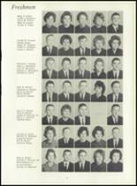 1964 Bertie High School Yearbook Page 66 & 67