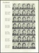 1964 Bertie High School Yearbook Page 68 & 69