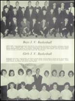 1964 Bertie High School Yearbook Page 100 & 101