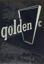1955 Yearbook Cranford High School