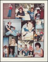 1981 Marshall High School Yearbook Page 16 & 17