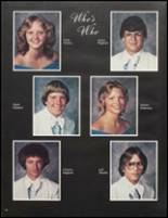 1981 Marshall High School Yearbook Page 18 & 19
