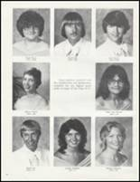 1981 Marshall High School Yearbook Page 22 & 23