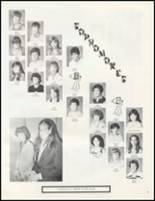 1981 Marshall High School Yearbook Page 34 & 35
