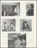 1981 Marshall High School Yearbook Page 36 & 37