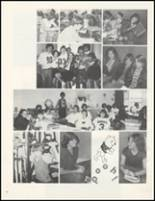 1981 Marshall High School Yearbook Page 38 & 39
