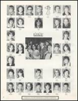 1981 Marshall High School Yearbook Page 40 & 41