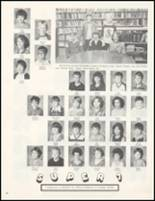 1981 Marshall High School Yearbook Page 44 & 45