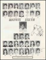 1981 Marshall High School Yearbook Page 48 & 49