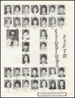 1981 Marshall High School Yearbook Page 50 & 51