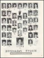 1981 Marshall High School Yearbook Page 52 & 53