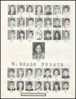 1981 Marshall High School Yearbook Page 54 & 55