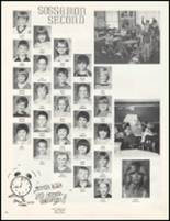 1981 Marshall High School Yearbook Page 58 & 59