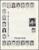 1981 Marshall High School Yearbook Page 64 & 65