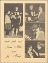 1981 Marshall High School Yearbook Page 76 & 77