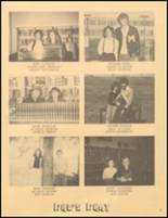 1981 Marshall High School Yearbook Page 82 & 83
