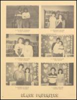 1981 Marshall High School Yearbook Page 84 & 85