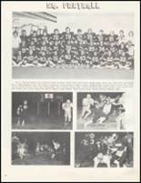 1981 Marshall High School Yearbook Page 86 & 87