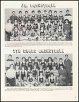 1981 Marshall High School Yearbook Page 92 & 93