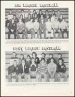 1981 Marshall High School Yearbook Page 94 & 95