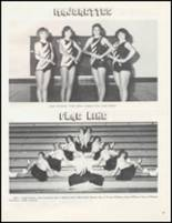 1981 Marshall High School Yearbook Page 100 & 101