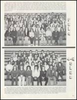 1981 Marshall High School Yearbook Page 108 & 109