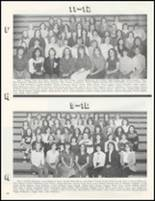 1981 Marshall High School Yearbook Page 112 & 113