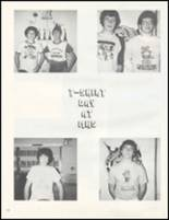 1981 Marshall High School Yearbook Page 126 & 127