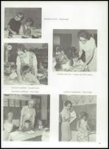 1972 Gage High School Yearbook Page 12 & 13