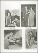 1972 Gage High School Yearbook Page 14 & 15