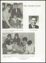 1972 Gage High School Yearbook Page 16 & 17