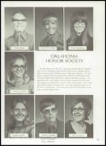 1972 Gage High School Yearbook Page 18 & 19