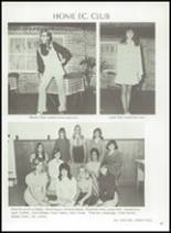 1972 Gage High School Yearbook Page 20 & 21