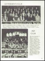 1972 Gage High School Yearbook Page 22 & 23