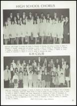 1972 Gage High School Yearbook Page 24 & 25