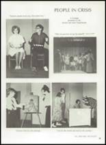 1972 Gage High School Yearbook Page 26 & 27