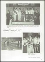 1972 Gage High School Yearbook Page 28 & 29