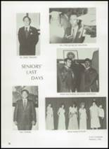 1972 Gage High School Yearbook Page 30 & 31