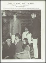 1972 Gage High School Yearbook Page 34 & 35