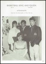 1972 Gage High School Yearbook Page 36 & 37